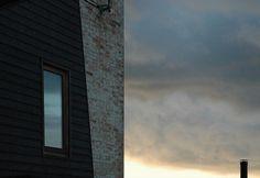 architect's own summerhouse, denmark architect: michael sten johnsen, b. 1938 the full set. Full Set, Denmark, Clouds, Celestial, Outdoor, Wedge, Interior Design, Outdoors, Nest Design