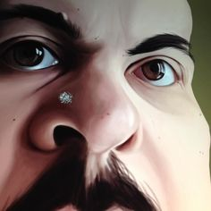 Something wicked this way comes...very soon! #caricature #wip #project #digitalart #illustration #digitalpainting #wacom #photoshop #friends #instaart #instaartist instagram | art | ideas | follow