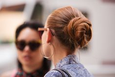 The 46 Best Hairstyles From Fashion Week #refinery29