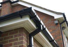 Gutters PVC & Downpipe Cork