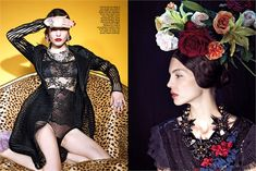 September 2012, Vogue Suggestions. Photos by Pierpaolo Ferrari - click on the photo to see the complete story