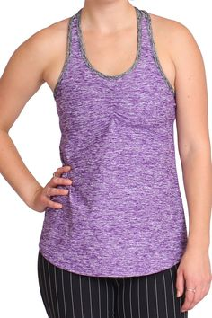 Karmic Fit specializes in the best yoga apparel and accessories with an emphasis on organic clothing, sustainability and eco-friendliness whenever possible Yoga Tank Tops, Athletic Tank Tops, Warrior Yoga, Best Yoga, Basic Tank Top, Active Wear, Buddha Zen, Namaste, Fitness