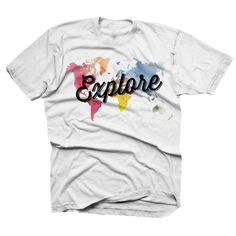 Our Explore watercolor design is for the travelers.  Whether it's across the world, clear across the country or in your own backyard….www.finfirstmb.com