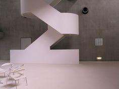 Gallery - AD Classics: Museum of Modern Art, Gunma / Arata Isozaki - 3 Stairs Architecture, Architecture Details, Interior Architecture, Interior Design, Gunma, Arata Isozaki, Interior Stairs, Architectural Features, Staircase Design