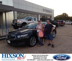 This is the 10th vehicle we have purchased from Hixson and because of the honesty, dependability, reliability and service before, during and after the sale, we just keep coming back. I would recommend Andrew, Brandon and all the staff at Hixson to anyone in the market for a used or new vehicle. Thanks for everything! - Danielle Bordelon, Wednesday, October 01, 2014 http://www.hixsonfordalex.com/?utm_source=Flickr&utm_medium=DMaxxPhoto&utm_campaign=DeliveryMaxx