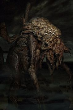 zbrush shoggoth - Google Search