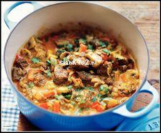Boeuf Stroganoff Ken je klassiekers, dit is er een van. Het traditionele Franse gerecht, met zijn oorsprong in Rusland. Een heerlijke avondmaaltijd samen met bloemkoolrijst. Door de toegevoegde alcohol helaas niet geschikt voor de afvalfase, maar die kun je... #avondeten #bereidingswijze #bouiilon