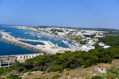 Italian Food Forever » Puglia 2014 Adventure View from Santa Maria di Leuca down the coast