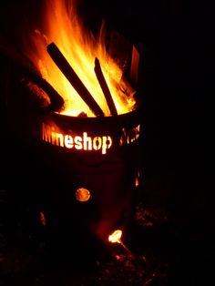 The Fire Pit Shop - custom built in the UK.