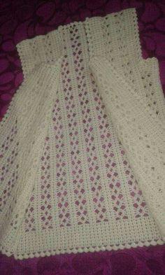 Diy Crafts - knitting,crochet-Blanket with Zig Zag Pattern Free Gilet Crochet, Crochet Jacket, Crochet Blouse, Crochet Stitches, Knit Crochet, Baby Knitting Patterns, Hand Knitting, Crochet Patterns, Diy Crafts Knitting