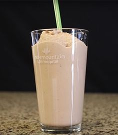Choco Banana Nut Smoothie [VIDEO]