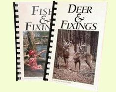 Deer & Fixings Cookbook. Now available on Kindle!