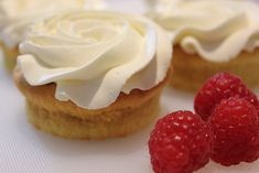 Muffins med LoveHeartsKrem