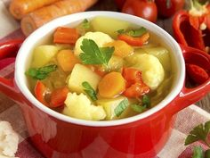 Welcome to my latest Slimming World Speed Soup recipe and today we are making our best ever Slimming World Chunky Vegetable Speed Soup.