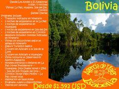 COMPRA AHORA TU PRÓXIMO VIAJE A BOLIVIA ONLINE !   Desde hoy puedes comprar por Internet tu viaje a Bolivia con Agencia de Viajes Isabella Chile  Para reservas y pagos online se aceptan:  * Tarjetas de Crédito: VISA - MASTERCARD - DINERS - MAGNA - CMR FALABELLA - PRESTO LIDER - AMERICAN EXPRESS  * Tarjeta de Débito: REDCOMPRA WEBPAY  * Transferencia Bancaria: KHIPU  * Efectivo: SUCURSALES SERVIPAG  * Valor de compra en peso chileno