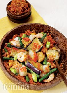 Sambal Kutai Asian Recipes, Healthy Recipes, Ethnic Recipes, Sambal Recipe, Malay Food, Indonesian Cuisine, Biryani Recipe, Asian Cooking, Food Videos