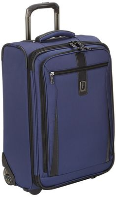 Travelpro Marquis 22 Inch Expandable Rollaboard -- Don't get left behind, see this great product : Travel luggage Best Luggage, Carry On Luggage, Travel Luggage, Marquis, Skate Wheels, Patent Pending, Amazon, Link, Blue
