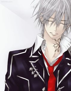 Zero kiryu.  My heart really goes out to Zero.  He has been through so much.