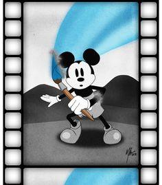 Epic Mickey by mrdeflok on deviantART