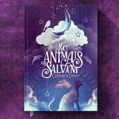 Só os animais salvam. Conheça o novo lançamento da Darkside Books