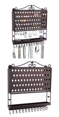 Earring 168161 4 Neatnix Jewelry Stax 5 Compartments Stacking