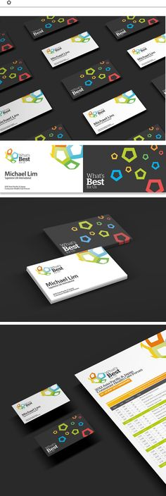 What's Best For Us Branding by Rayz Ong , via Behance