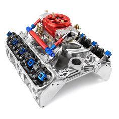Mopar Chrysler SB 318 340 360 Hyd FT Cylinder Head Top End Engine Combo Kit