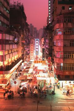 After dark shopping in Hong Kong for Families (Condé Nast Traveller)