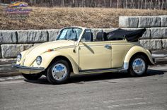 Beetle convertibles are just as fun now as they have ever been. This beauty is only 20 grand!