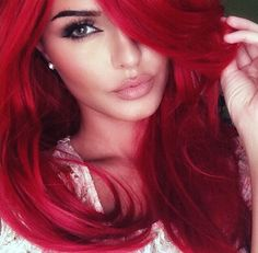 Hairstyles & Haircuts - Hair Styles and Hair Cuts - Latest Hairstyles & Haircuts Love Hair, Great Hair, Gorgeous Hair, Hairstyles Haircuts, Pretty Hairstyles, Summer Hairstyles, Wedding Hairstyles, Peinados Pin Up, Corte Y Color