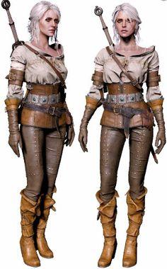 Ciri outfit