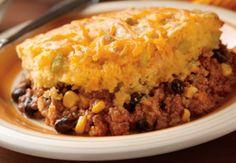 chili cornbread bake | Weight Watchers Recipes
