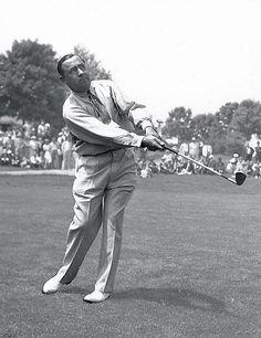 Walter Hagen was the first American to win the British Open golf tournament  For Procella: http://www.procellaumbrella.com/