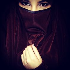 #Beauty #Niqab