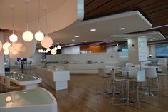 Korean Air Business Class lounge at Seoul's Incheon Airport