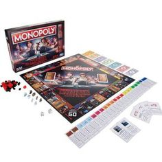 Monopoly - Stranger Things Edition - HolyCool.net