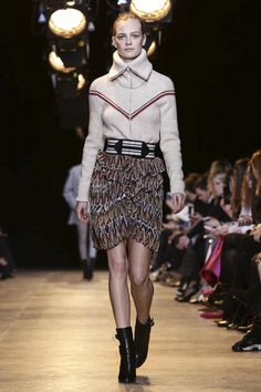 Isabel Marant Ready To Wear Fall Winter 2015 Paris