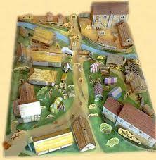Image result for medieval village Minecraft Medieval Village, Middle Ages, Card Games, Gift Wrapping, Cards, Pictures, Gifts, Image, Gift Wrapping Paper