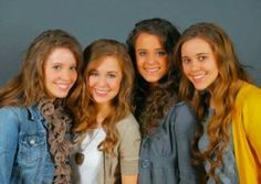 Duggar Daughters Talk Sex, Courtship, and Fear of Ungodly Men | Culture | Religion Dispatches