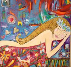 Sonhando com o amor
