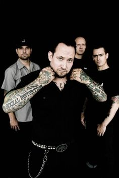 The danish rock band: Volbeat <3