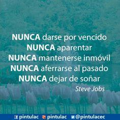 Buen sábado para todos www.pintulac.com.ec  La #frasepintulac drl día nod dice: