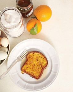 Martha's French Toast Recipe