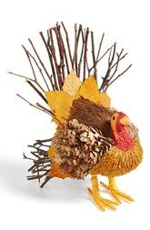 Shea's Wildflower Small Decorative Turkey
