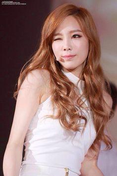 Snsd Girls' Generation Taeyeon