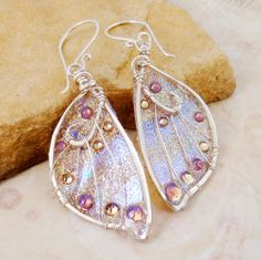Sihaya Designs Glitter Wings  Fable Wings in by SihayaDesigns, $42.00