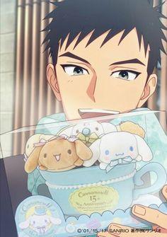 Support down the Rio men [official] ( Anime Boys, Manga Boy, Cute Anime Guys, All Anime, Manga Anime, Anime Art, Sanrio Hello Kitty, Sanrio Boy, Little Twin Stars