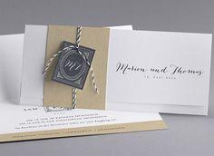 Hipster #Hochzeitskarten #kreativehochzeitskarten #einladungskarten Barrow  M36 022