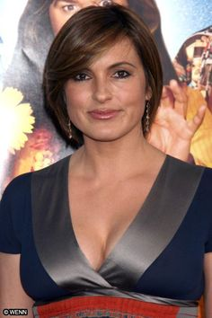 Mariska Hargitay - I think she's beautiful!
