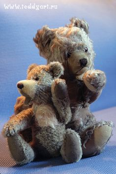 Loir: Выкройки мишек Тедди. Часть 2.